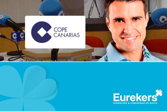 José Antonio Madrigal entrevistado en Cope Canarias