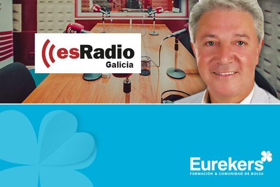José Antonio Madrigal entrevistado en EsRadio Galicia