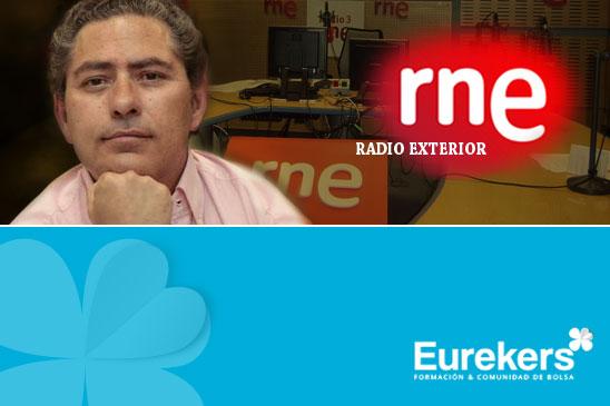 José Antonio Madrigal entrevista RNE