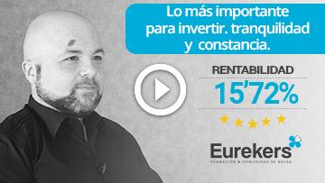 Rentability's users from stock market course from Ángel Espejo
