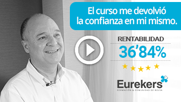 Rentability's users from stock market course from Enrique Beltrán