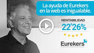 Rentability's users from stock market course from José Hector de la Herrán