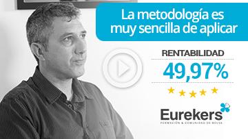 Rentabilidades Eurekers: José Santana