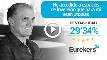 Rentability's users from stock market course from José Ochandio