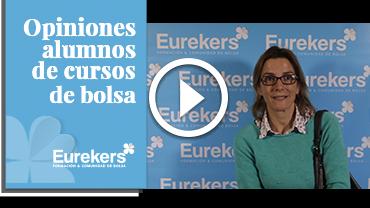 Vídeo de la opinión del curso de bolsa de Carmen Vera
