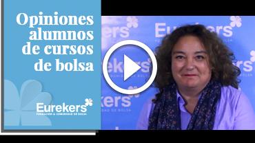 Vídeo de la opinión del curso de bolsa de Mari Carmen López