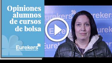 Vídeo de la opinión del curso de bolsa de Lourdes Mosquera