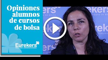 Opiniones Eurekers: Testimonio de Maria Merino sobre nuestro curso de bolsa.