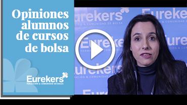 Vídeo de la opinión del curso de bolsa de Alicia López