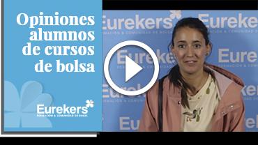Vídeo de la opinión del curso de bolsa de Aitziber Sáez