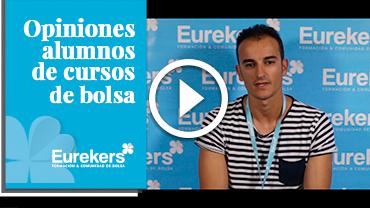 Opiniones Eurekers: Testimonio de Alfonso Robles sobre nuestro curso de bolsa.