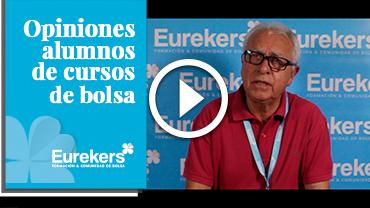 Opiniones Eurekers: Testimonio de Alfredo Esteve sobre nuestro curso de bolsa.