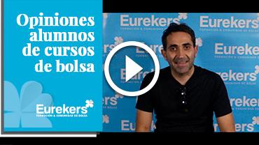 Opiniones Eurekers: Testimonio de Alvaro García sobre nuestro curso de bolsa.