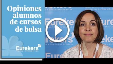 Vídeo de la opinión del curso de bolsa de Ana Hermida