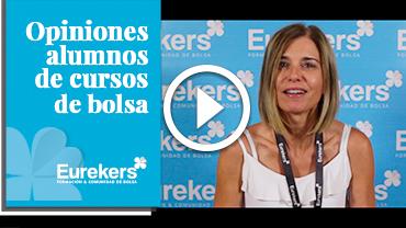 Opiniones Eurekers: Testimonio de Ana Isabel Senpau sobre nuestro curso de bolsa.