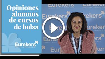 Vídeo de la opinión del curso de bolsa de Ana Isabel