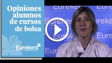 Vídeo de la opinión del curso de bolsa de Ángela Hernández