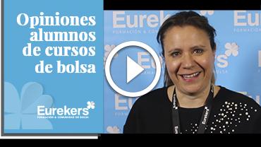 Vídeo de la opinión del curso de bolsa de Ángela Rodríguez