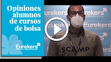 Opiniones Eurekers: Testimonio de Ausencio Santos sobre nuestro curso de bolsa.