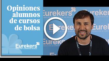 Vídeo de la opinión del curso de bolsa de Carlos Bousoño