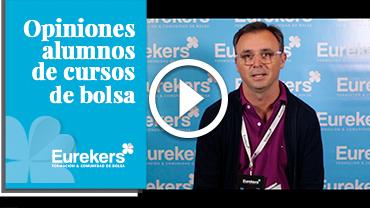 Opiniones Eurekers: Testimonio de Carlos García sobre nuestro curso de bolsa.