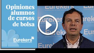 Vídeo de la opinión del curso de bolsa de Cayetano Martínez