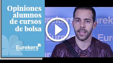 Vídeo de la opinión del curso de bolsa de David Fernández