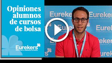 Opiniones Eurekers: Testimonio de David Peñarrocha sobre nuestro curso de bolsa.