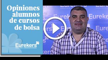 Vídeo de la opinión del curso de bolsa de Eliseo Barro