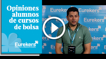 Opiniones Eurekers: Testimonio de Gaspar Pedreño sobre nuestro curso de bolsa.