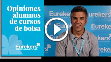 Opiniones Eurekers: Testimonio de Gustavo Muñoz sobre nuestro curso de bolsa.