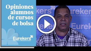 Vídeo de la opinión del curso de bolsa de Hector Rhadames