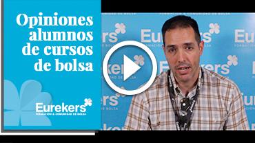 Opiniones Eurekers: Testimonio de Iván Cano sobre nuestro curso de bolsa.
