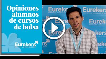 Opiniones Eurekers: Testimonio de Jesús Vicente Ortíz sobre nuestro curso de bolsa.
