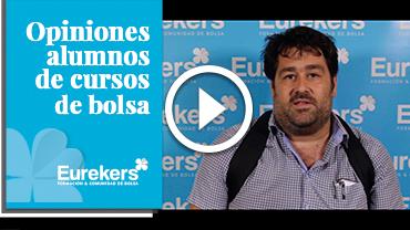Opiniones Eurekers: Testimonio de Daniel Vidal sobre nuestro curso de bolsa.