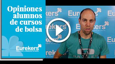 Opiniones Eurekers: Testimonio de Jordi Tugues sobre nuestro curso de bolsa.