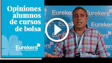 Opiniones Eurekers: Testimonio de José Daniel Cabrera sobre nuestro curso de bolsa.
