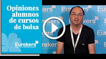 Opiniones Eurekers: Testimonio de José I. Hernández sobre nuestro curso de bolsa.