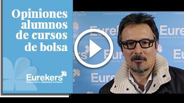 Vídeo de la opinión del curso de bolsa de José L. Jiménez
