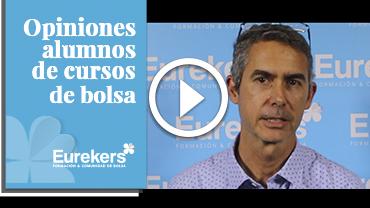 Vídeo de la opinión del curso de bolsa de José Luis Giménez