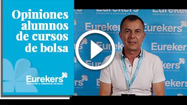 Opiniones Eurekers: Testimonio de José Vicente Cervera sobre nuestro curso de bolsa.
