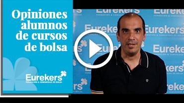 Opiniones Eurekers: Testimonio de Juan Andreu sobre nuestro curso de bolsa.