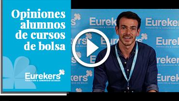 Opiniones Eurekers: Testimonio de Juan Cardona sobre nuestro curso de bolsa.
