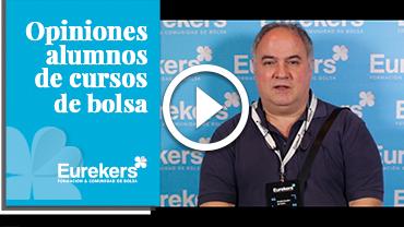 Opiniones Eurekers: Testimonio de Juan Carlos Vázquez sobre nuestro curso de bolsa.