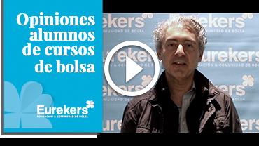 Vídeo de la opinión del curso de bolsa de Juan Manuel G.