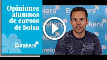 Opiniones Eurekers: Testimonio de Julian Serrano sobre nuestro curso de bolsa.