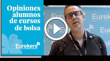 Vídeo de la opinión del curso de bolsa de Luis B.