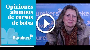 Vídeo de la opinión del curso de bolsa de Ana Gelonch