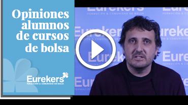 Vídeo de la opinión del curso de bolsa de Jesús María Sanz