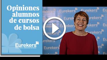 Vídeo de la opinión del curso de bolsa de María Ángeles Prieto